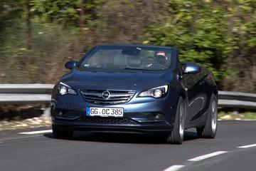 Rij-impressie Opel Cascada