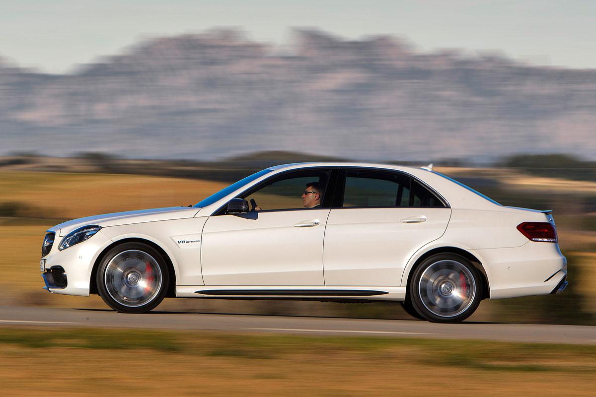 Mercedes-Benz E-klasse ADAC Duitsland