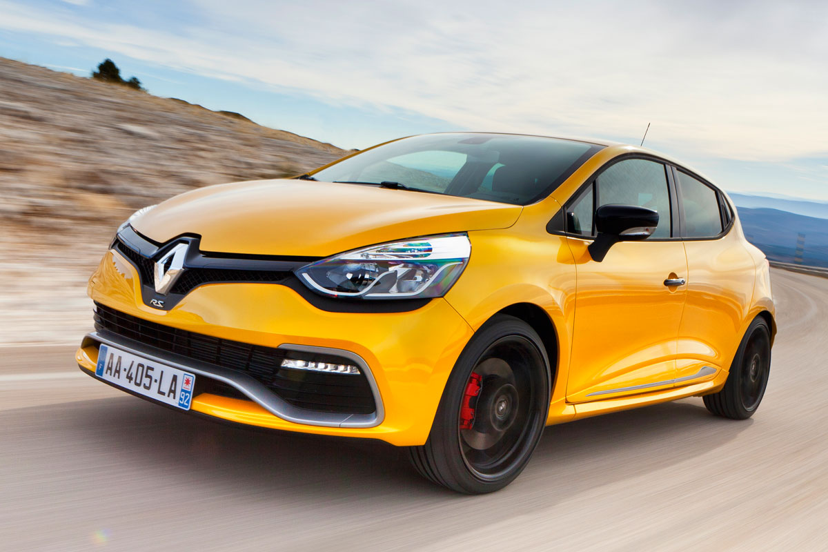 renault clio rs eerste rijtest. Black Bedroom Furniture Sets. Home Design Ideas