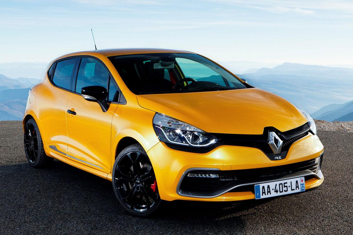 Renault Clio Rs Trophy Specificaties