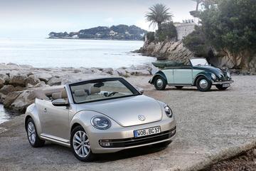 Alle prijzen Volkswagen Beetle/Kever Cabriolet