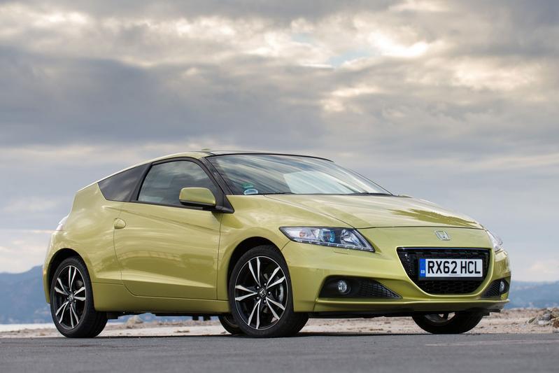 'Nieuwe Honda CR-Z krijgt motor Civic Type R'