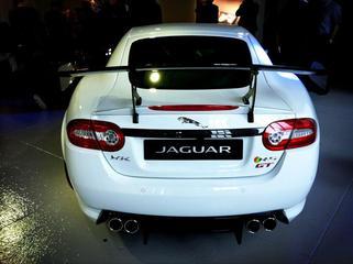 Baas boven baas: Jaguar XKR-S GT