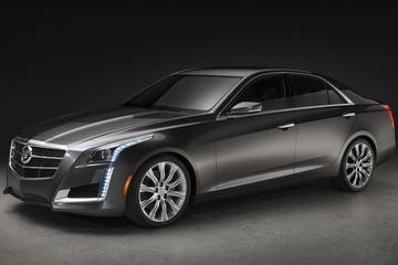 Nu volledig te zien: Cadillac CTS