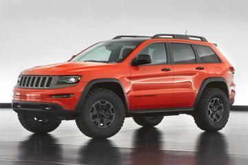Woestijnfähig: Jeep Grand Cherokee Trailhawk