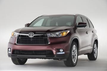 Niet voor ons, wel nieuw: Toyota Highlander