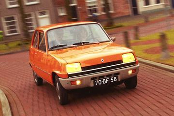 Geschiedenisles - Renault 5