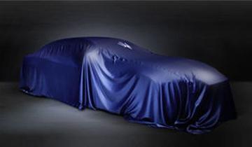 Eerste teaser van de Maserati Ghibli