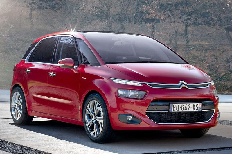 Citroen C4 Picasso THP 155 Business (2014)