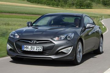 Op verzoek: extra paarden Hyundai Genesis Coupé