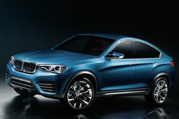 BMW X4 gelekt!