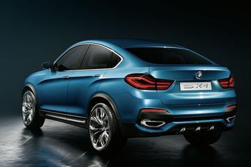 BMW X4: nu officieel