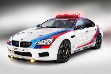BMW M6 Gran Coupé als Safety Car