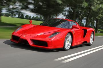 VriMiBolide: Enzo Ferrari