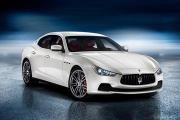 De Maserati Ghibli is gelekt!