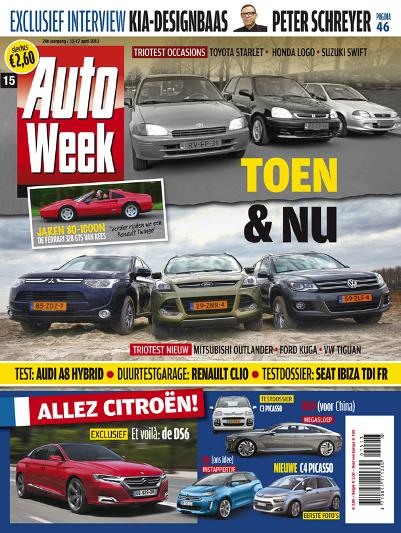 AutoWeek 15 2013