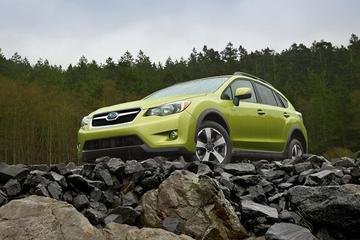 Subaru XV Crosstrek Hybrid niet naar Europa