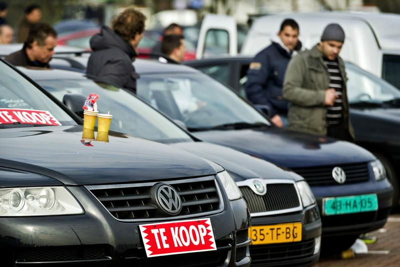 'Rusland beperkt import auto's'