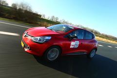 Duurtestgarage - Afscheid Renault Clio