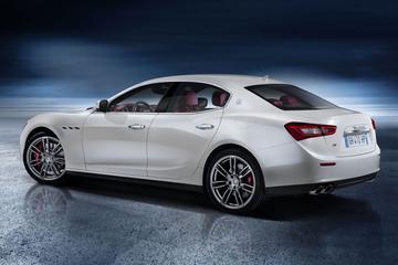 Maserati Ghibli, nu helemaal officieel