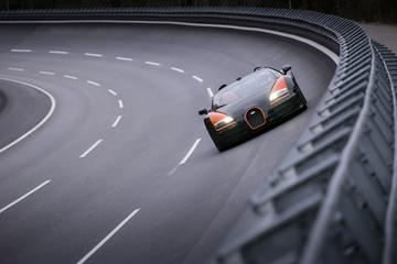 Bugatti heeft geen haast met 'SuperVeyron'