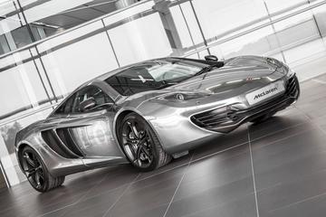 McLaren zet productie 12C op pauze