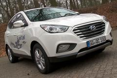 Rij-impressie Hyundai iX35 Fuel Cell