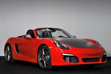Speciaal voor Nederland: Porsche Boxster RED 7