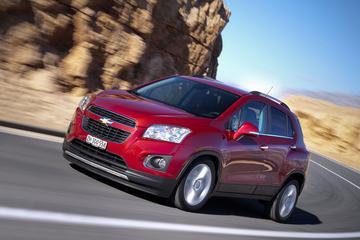 Gereden: Chevrolet Trax