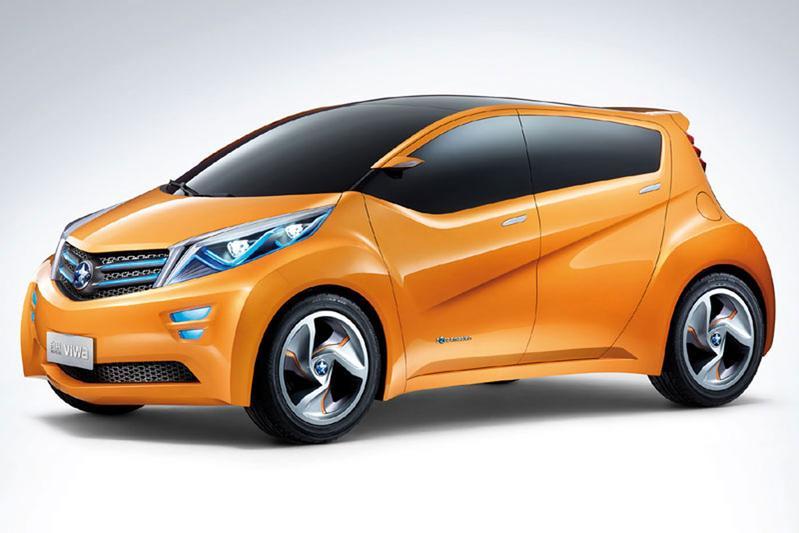 Dongfeng en Nissan presenteren nieuwe EV