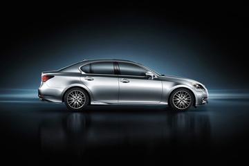 Lexus GS 300h met 20% bijtelling heeft prijs