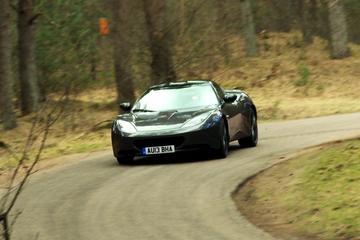 Rij-impressie Lotus Evora Sports Racer