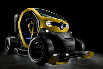 Renault Twizy Renault Sport F1: elektromaniak
