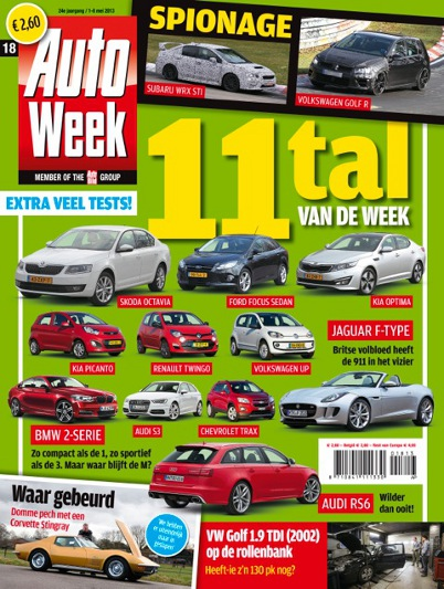 AutoWeek 18 2013