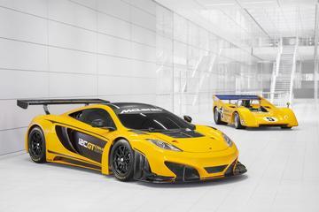 McLaren pakt uit op Goodwood 2013