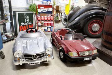 Teun Stolze en zijn Mercedessen