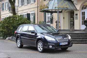 Subaru Outback Boxer Diesel Lineartronic