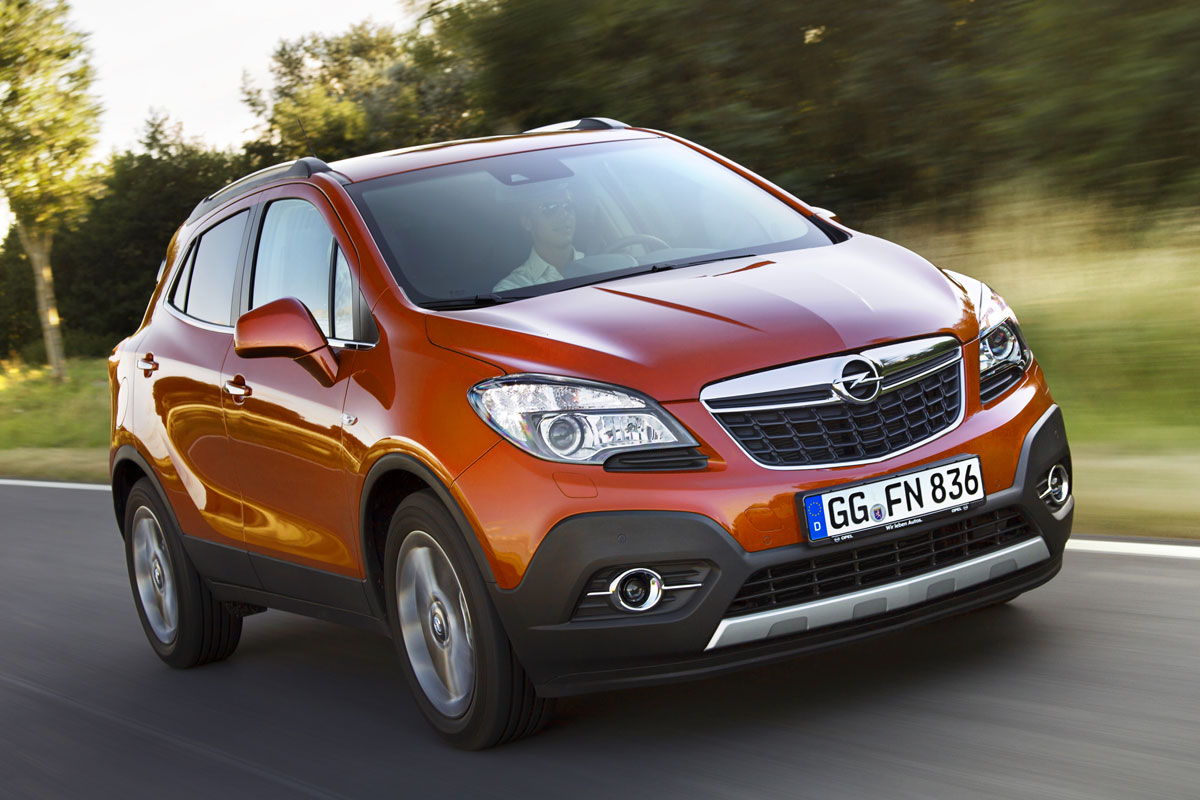 al orders voor opel mokka autonieuws. Black Bedroom Furniture Sets. Home Design Ideas