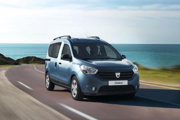 Dacia Dokker vanaf 15.990 euro