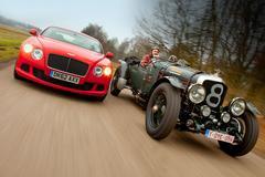 Rij-impressie Bentley Continental GT Speed
