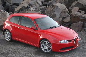 VriMiBolide: Alfa Romeo 147 GTA