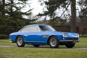 John Lennon's Ferrari gewilder dan gedacht
