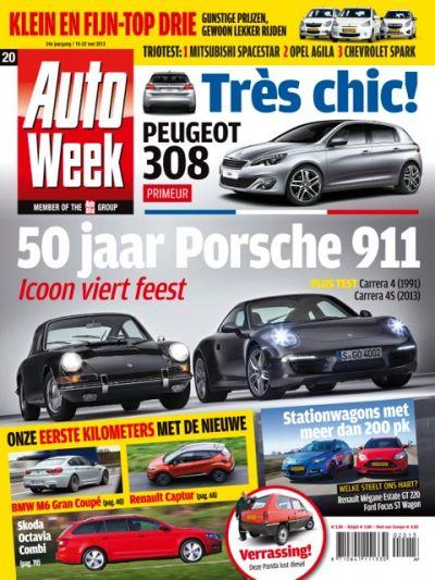 AutoWeek 20 2013