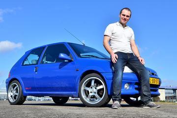 Rollenbank - Peugeot 106 Rallye