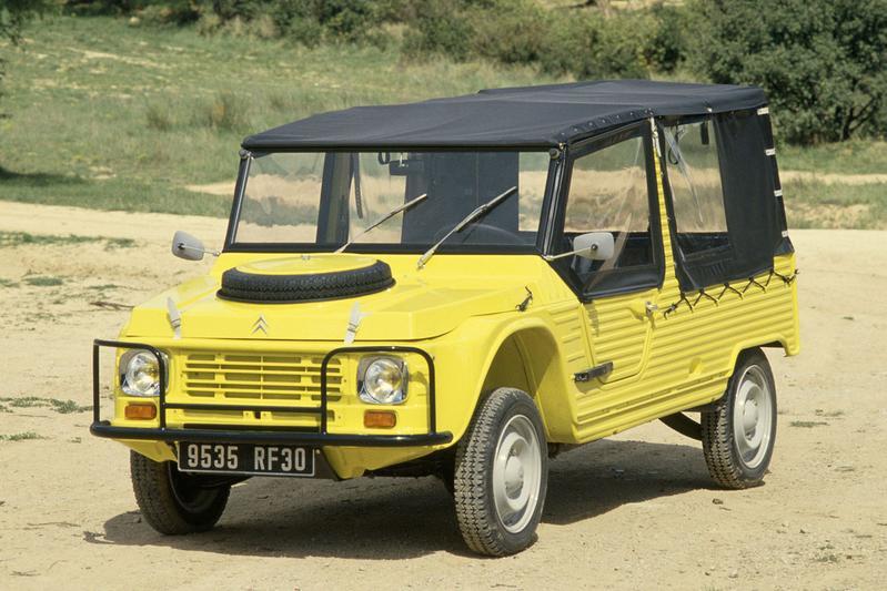 Citroën bouwt concept-car op basis C4 Cactus