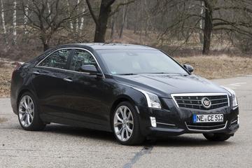 Cadillac valt aan met de ATS
