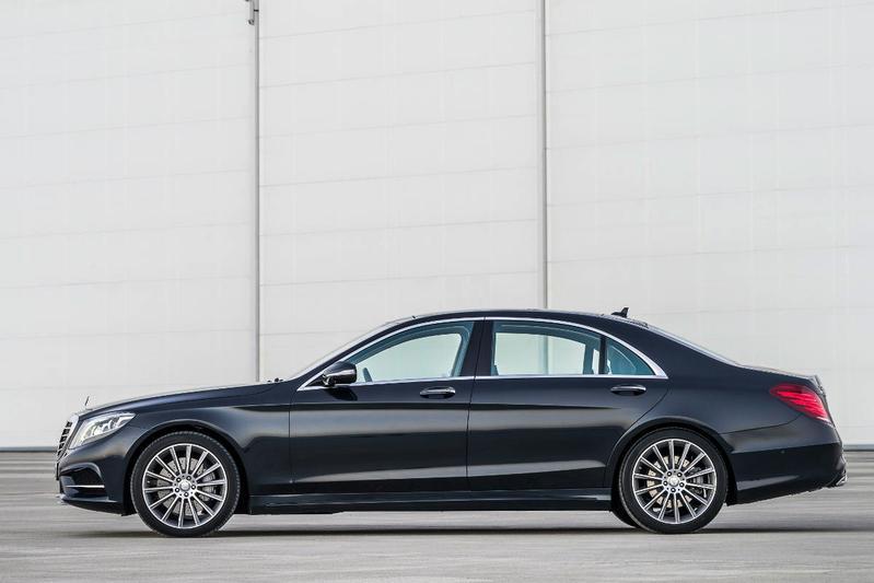 Mercedes-Benz S 350 Bluetec Lang (2014)