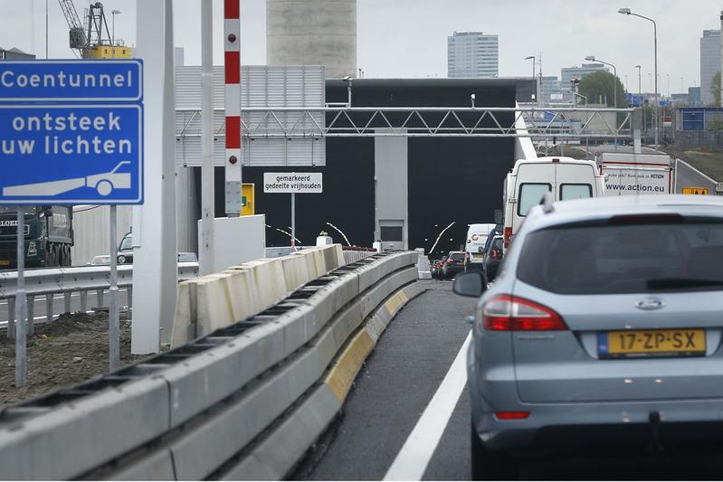 Groot onderhoud voor bruggen en tunnels