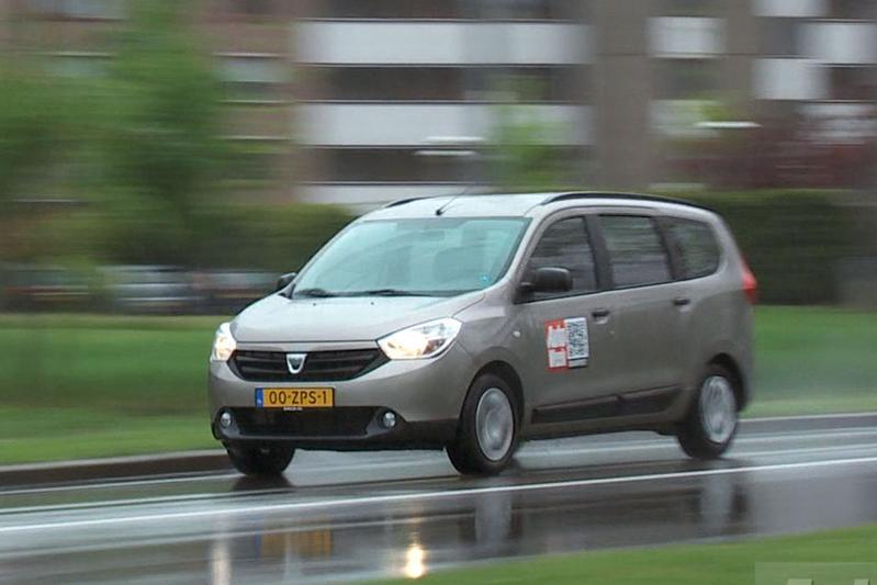 Welkom duurtest - Dacia Lodgy