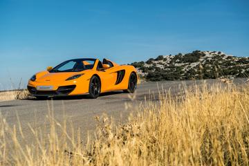 McLaren MP4-12C in jubileumjas